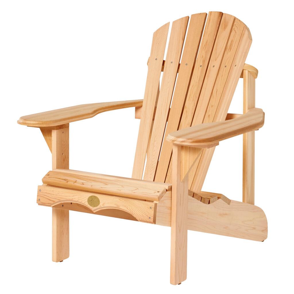 Original Canada Bear Chair aus Zedernholz